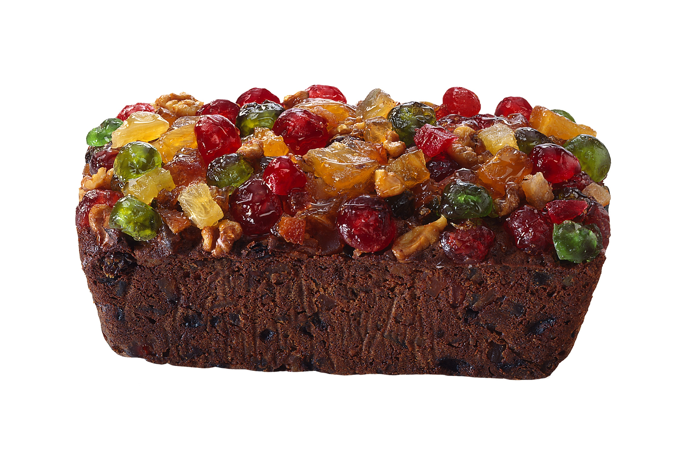 list of fruits and vegetables christmas fruit cake